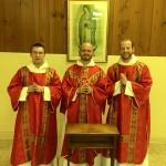 First Mass 2